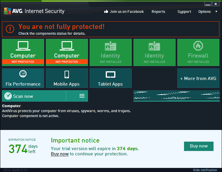 Free AVG Internet Security 2020 (100% discount) | SharewareOnSale
